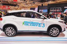 Belum Dijual! 9 Kecanggihan Mobil Listrik DFSK Glory E3 Curi Perhatian