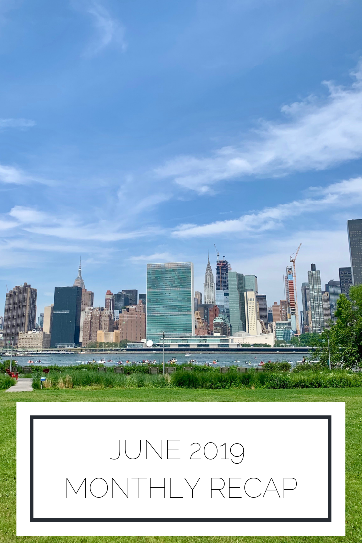 Click to read now or pin to save for later! Check out what I was up to in the month of June :)