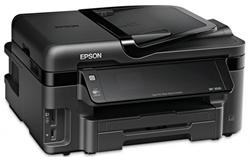 Epson WorkForce WF-3520 Driver Download - Windows - Mac
