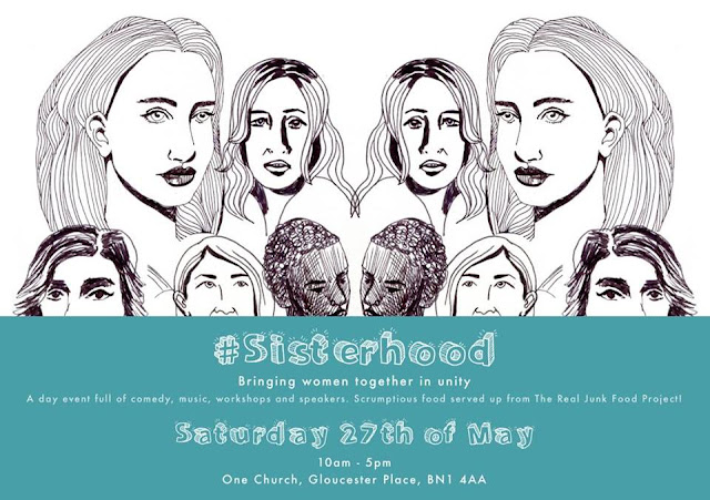 Days Out in Brighton - Women in Sisterhood May Event