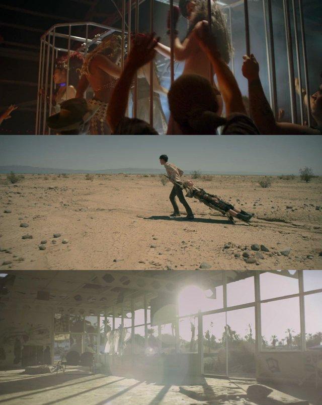 Amanecer Oscuro (2018) HD 1080p y 720p Latino