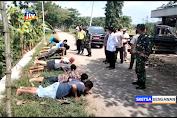 Puluhan Orang Di Bojonegoro Terjaring Operasi PPKM Darurat
