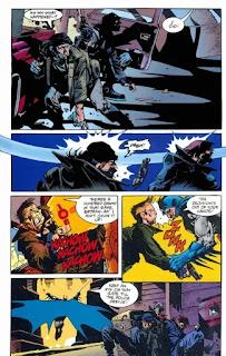 Reseña de BATMAN/JUEZ DREDD - ECC Ediciones.