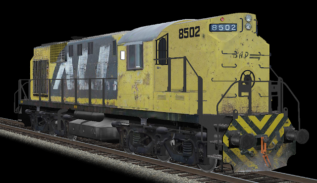 Train Sim Arg