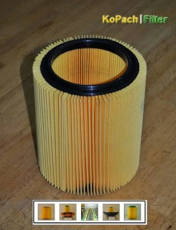 VF3500 3 Layer Filter For WD4070 26643 for Vacuum
