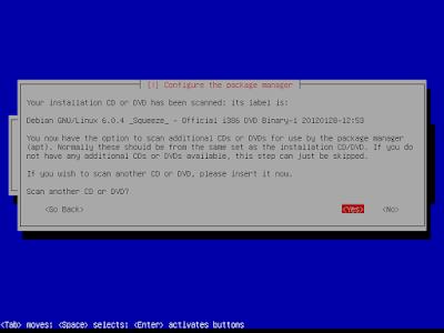 Cara Instal linux Debian terbaru