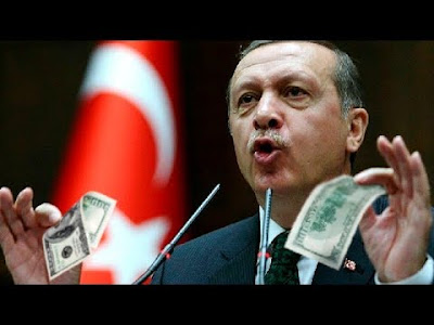 Эрдоган и даллары