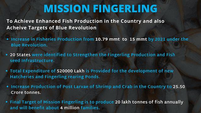 Mission Fingerling