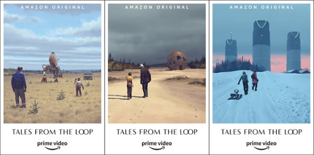 tales from the loop mazon prime posters