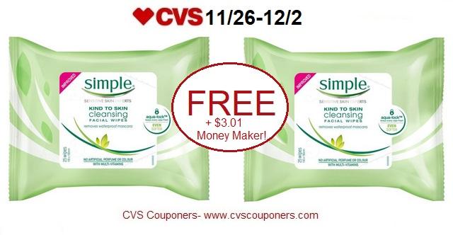 http://www.cvscouponers.com/2017/11/free-301-money-maker-for-simple.html