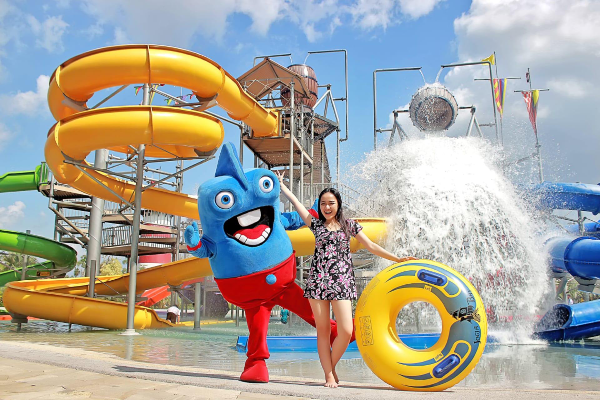Wahana Hits yang Ada di Jogja Bay Waterpark