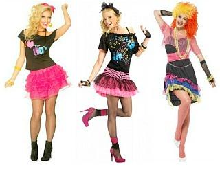 80s costumes at Amazon.com