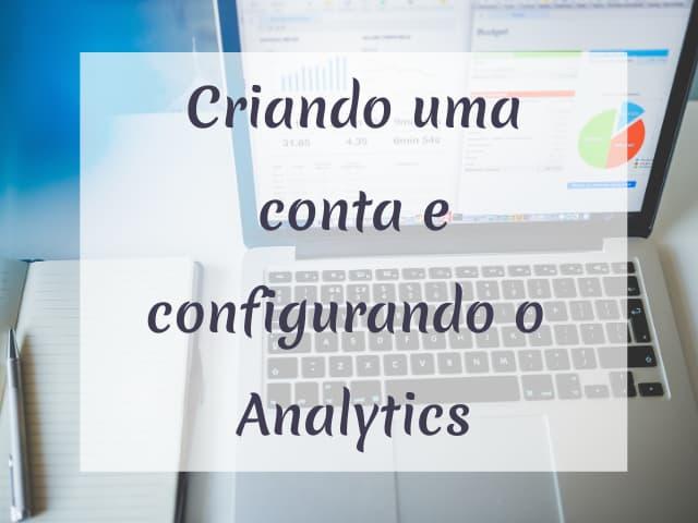 criando e configurando seu seu site no google analytics