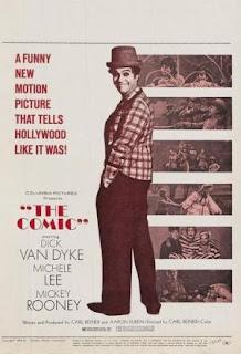El comico (1969) Comedia dramatica con Dick Van Dyke