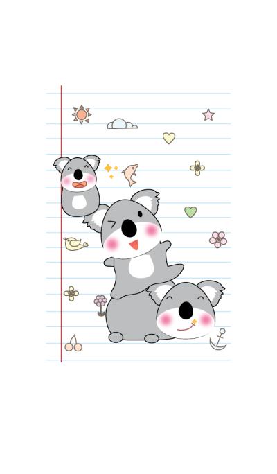 Cute Koala theme v.3