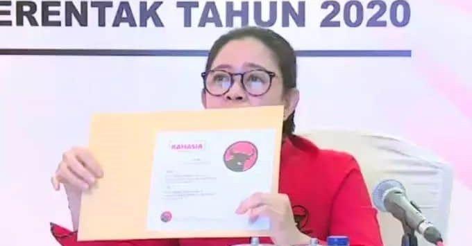 Ternyata Ini Jagoan PDIP di Pilkada Surabaya, Wakil Risma Kandas