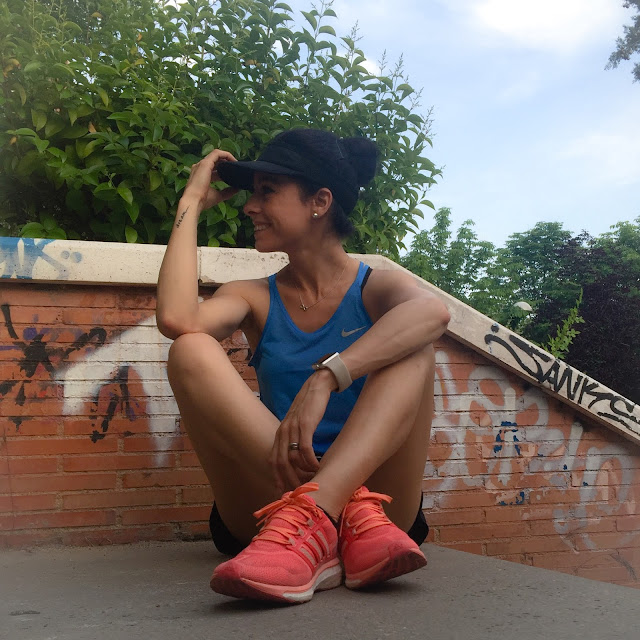 Mi Diario Runner, blog, running girl