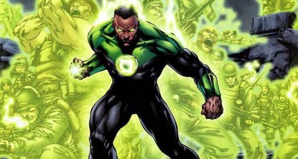 sejarah asal usul green lantern corps dc comics
