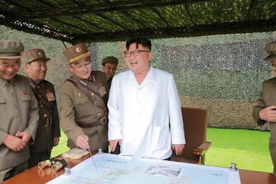 Észak-Korea, Kim Dzsong Un, atombomba, nukleáris fegyverek,