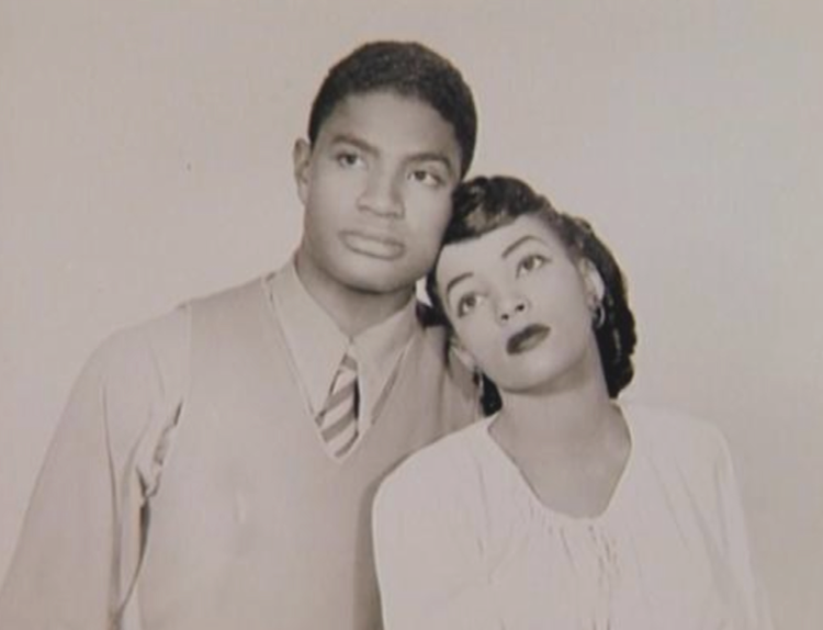 A Vintage Nerd, Vintage Blogger, Vintage Blog, Old Hollywood Blog, Classic Film Blog. Retro Lifestyle Blog, Old Hollywood Love Stories, Old Hollywood Love, Love and Old Hollywood, Long Lasting Marriages, Classic Film Stars, Ossie Davis and Ruby Dee, Kirk Douglas