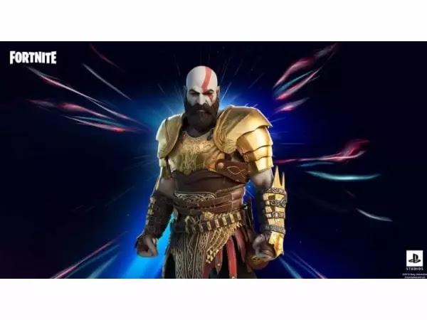 Skin Kratos God Of War Fortnite