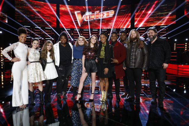 Interview: Reagan Strange and DeAndre Nico of Team Adam talk performing on 'The Voice'