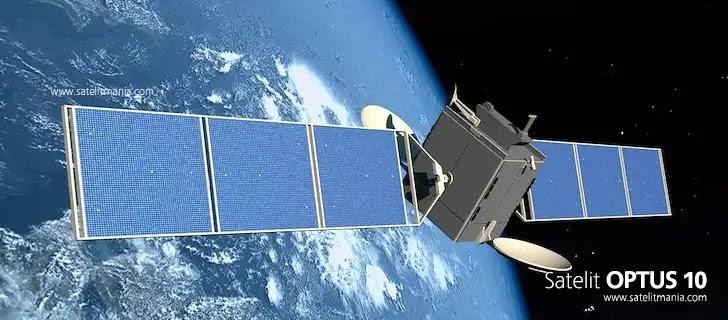 Update Frekuensi Terbaru Satelit Optus 10