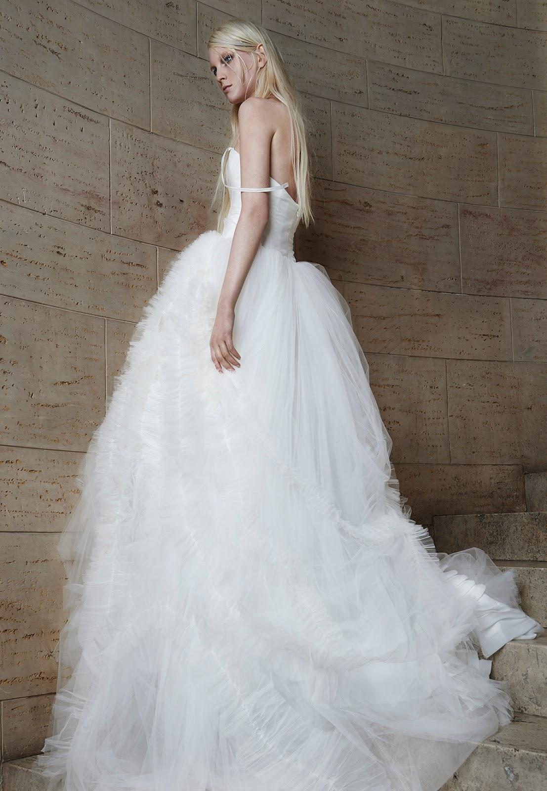 3da8aafc676a Wedding Dresses Vera Wang Prices