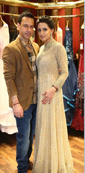 Anuj & Shaveta Choudhary