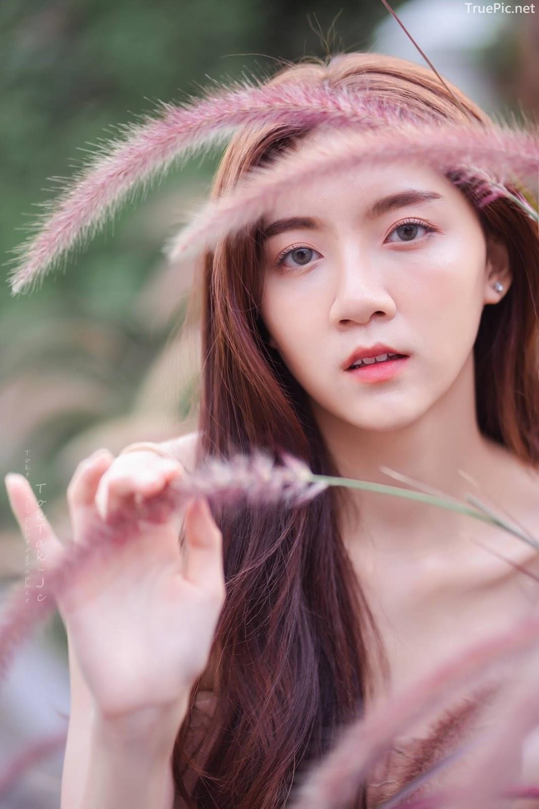 Thailand angel model Sasi Ngiunwan - Beauty portrait photoshoot - Picture 3