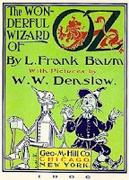 The Wonderful Wizard of Oz by Frank L. Baum  free on Amazon Kindle.