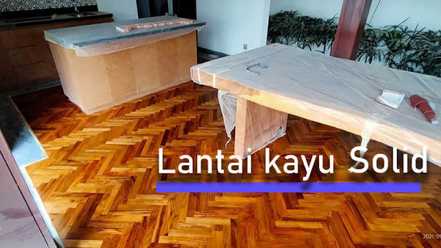 Mengenal 4 Tipe Lantai Kayu Sintetis Sebagai Pengganti parket Solid