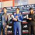 Valentina Funes debutó con podio en la Senior Nacional de Rotax