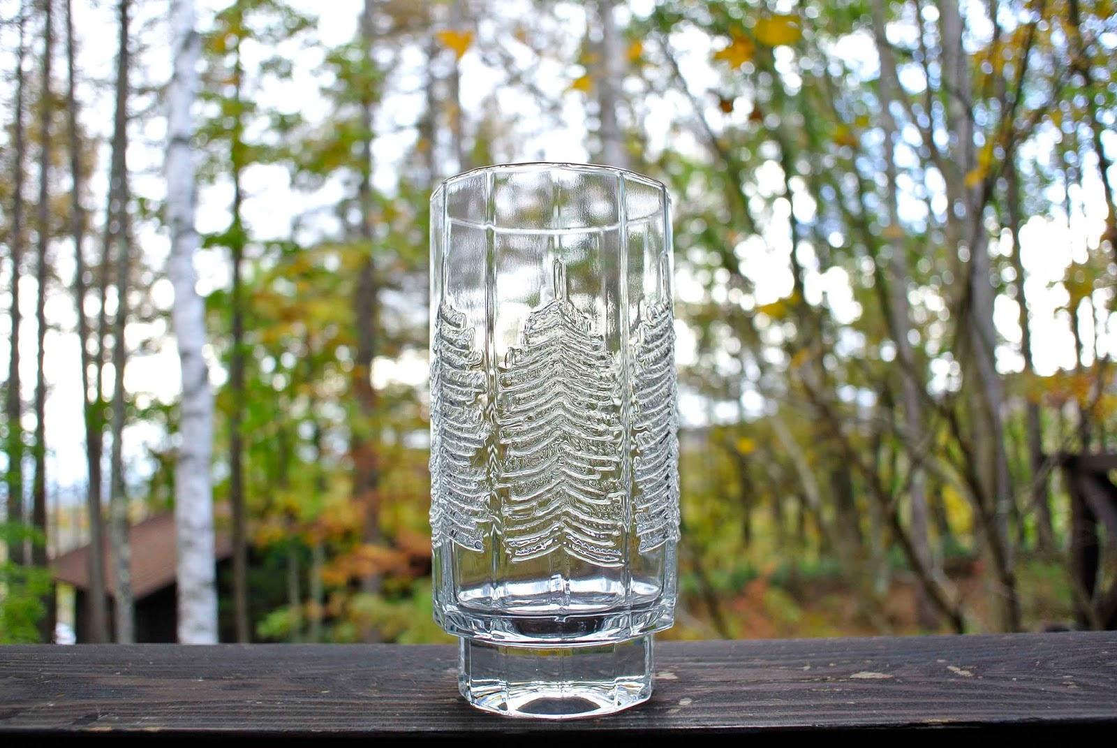 PIPPURIKERA blog: iittala KUUSI モミの木のガラスタンブラーが入荷しました お探しの方ぜひ^v^
