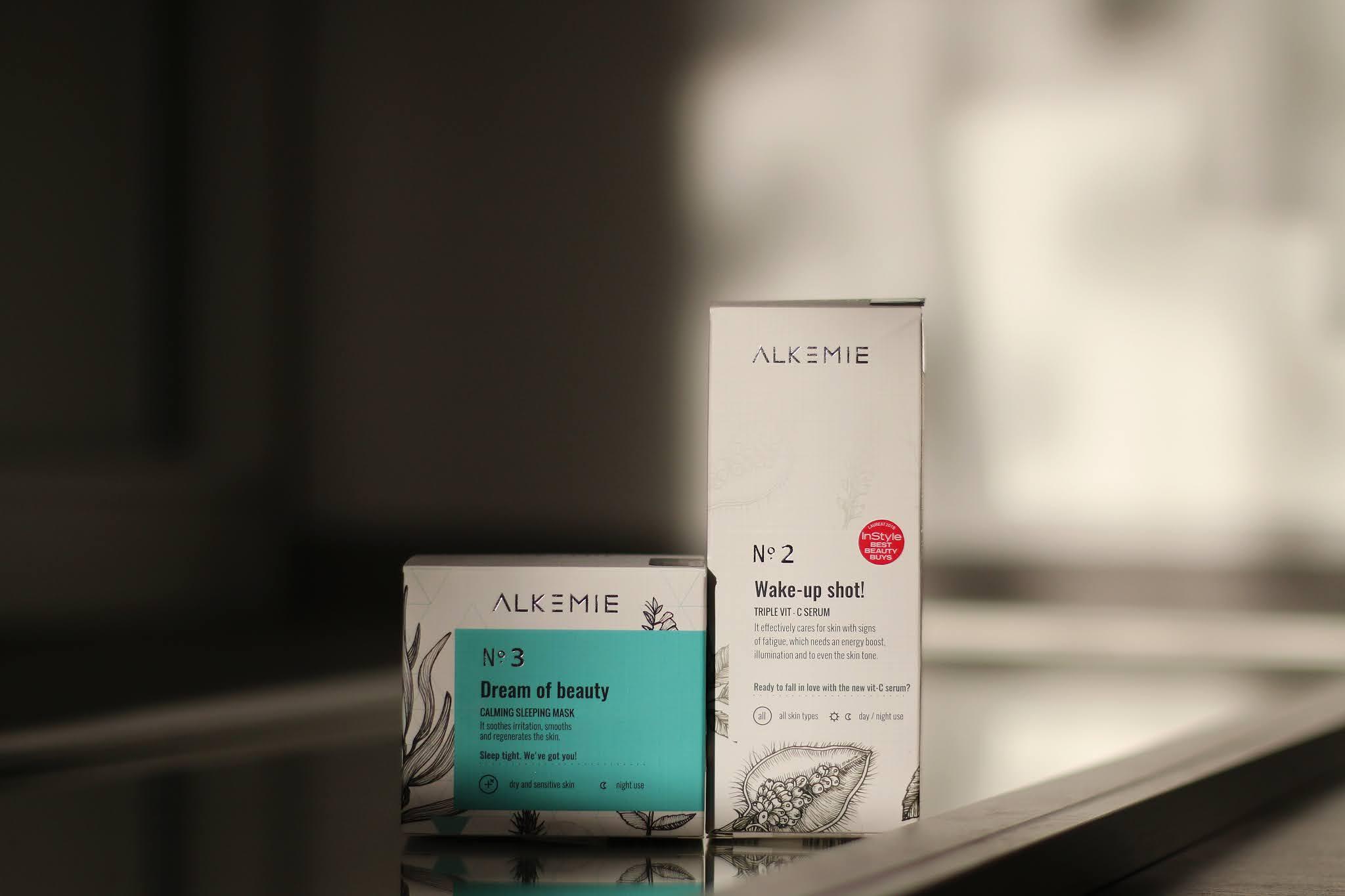 Alkemie naturalne kosmetyki Goldderma