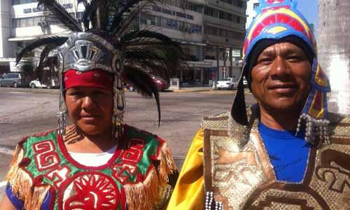 Danzantes de las Calles de Veracruz