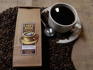 tanzania peaberry café