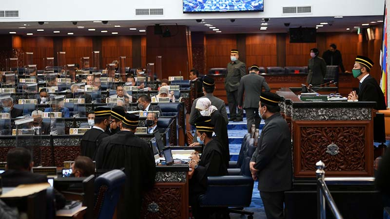 Dewan Rakyat lulus usul pengurangan peruntukan Jasa