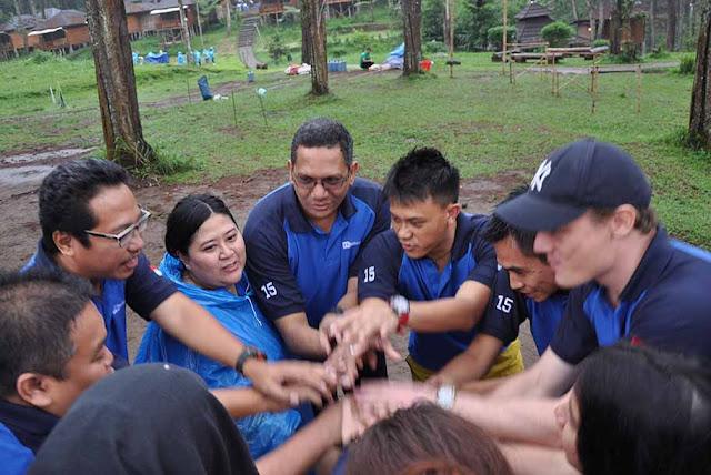 Paket Company Gathering di Bandung