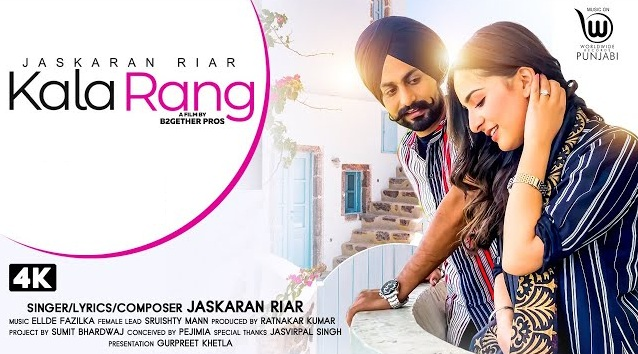 Kala Rang Lyrics - Jaskaran Riar