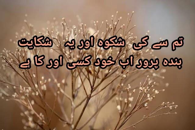 Sad Poetry in urdu and Hindi - reviewit pak