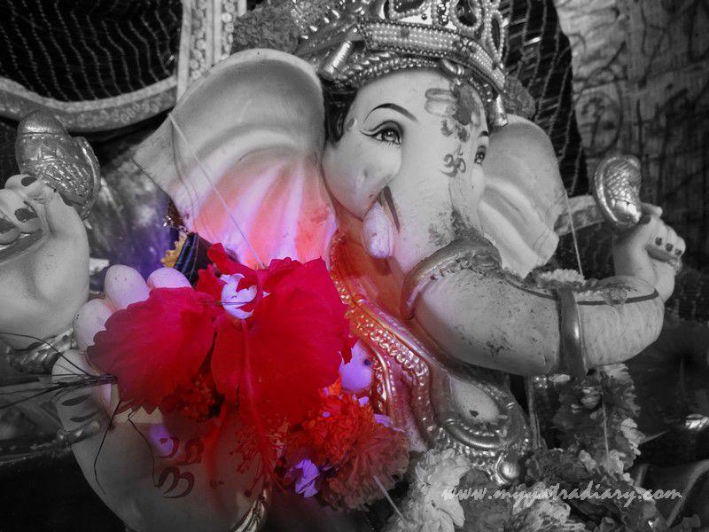 Ganesha Pandal Hopping - Ganpati Ganesh Chaturthi festival  Mumbai