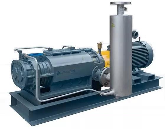 Hướng dẫn sử dụng Bơm chân không khô kiểu trục vít/ dry screw vacuum pump