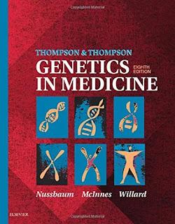 Thompson & Thompson Genetics in Medicine 8th Edition pdf free download