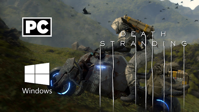 death stranding ps4 timed exclusive pc version sony kojima productions