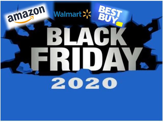 Black Friday 2020 Best deals, Walmart, Amazon, Best Buy, Target, Macy's, Hp store