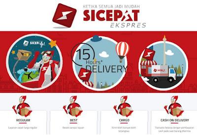 agen jasa kiriman paket barang di Bandung