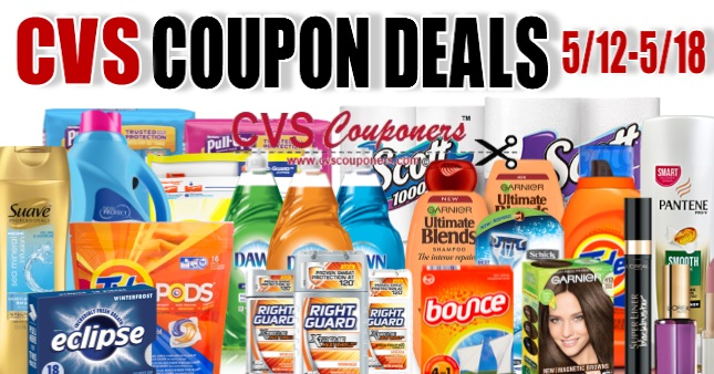 CVS-Coupon-Deals-Freebies-5-12-5-18