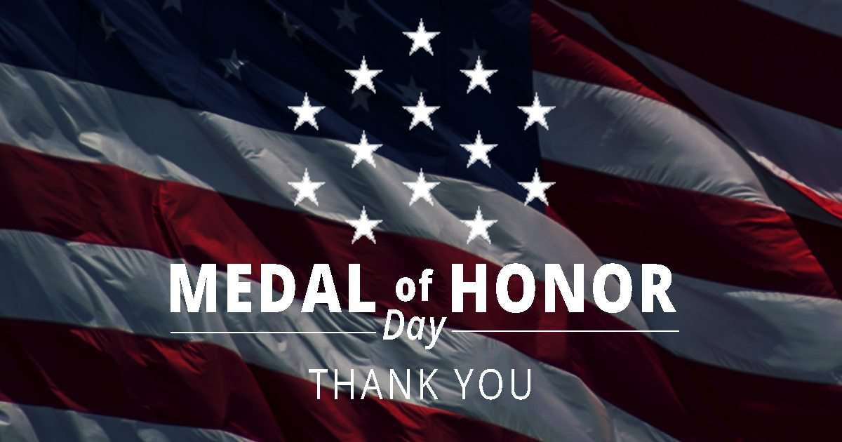 National Medal of Honor Day Wishes Awesome Picture