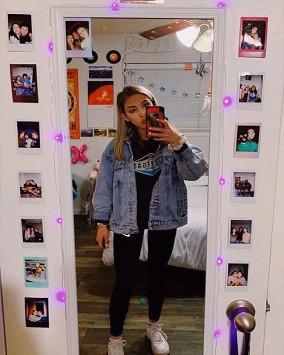 Fotos tumblr en espejo